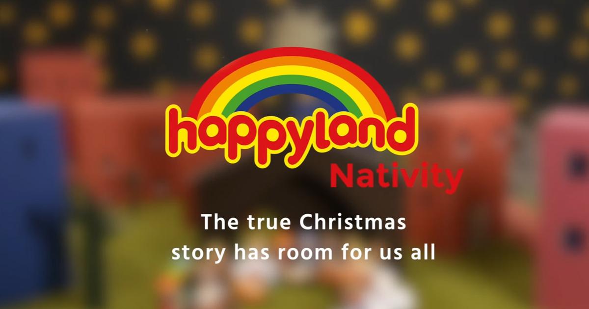 Happyland Nativity