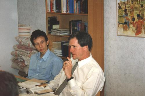 Jim in 1999