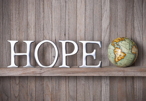 Hope in Times of Financial Crisis