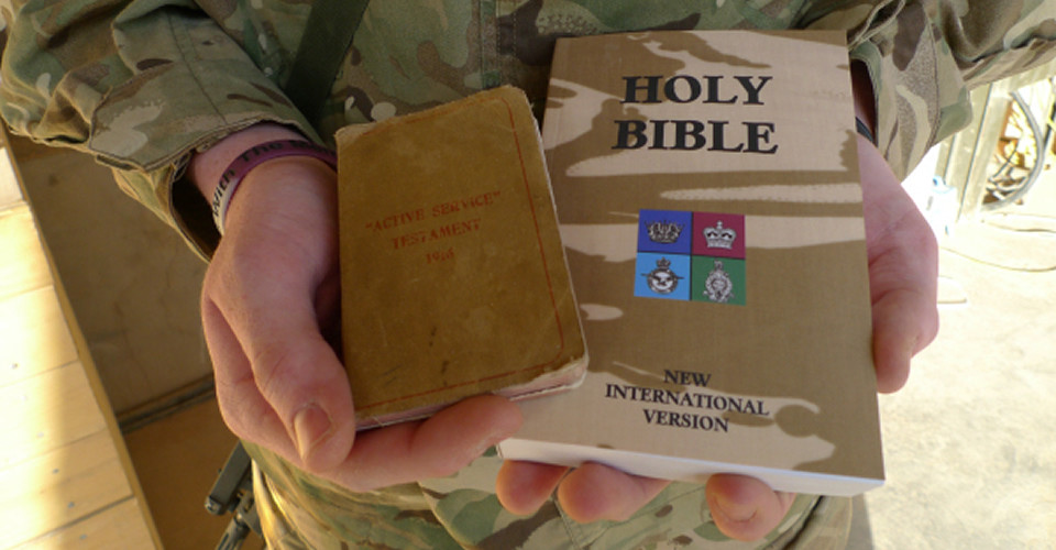 The Naval Military & Air Force Bible Society
